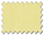 100% Cotton Yellow Pin Point