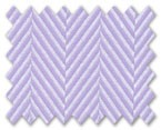 100% Cotton Purple Herringbone