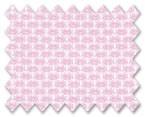 100% Cotton Pink Dobby