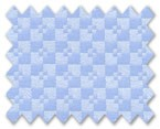 100% Cotton Light Blue Dobby