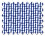100% Cotton Dark Blue Dobby