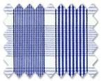 100% Cotton Dark Blue/Navy Blue Check