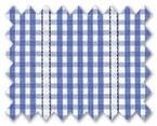 100% Cotton Blue/Navy Blue Stripe