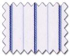 100% Cotton Dark Blue/Light Blue Stripe