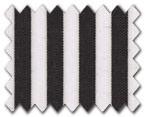 100% Cotton Black Stripe