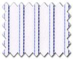 100% Cotton Light Blue/Dark Blue Stripe