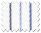 100% Cotton Light Blue/Blue/Dark Blue Stripe