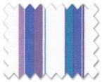 100% Cotton Purple/Blue/Dark Blue/Pink Stripe
