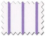 160's Superfine Cotton Purple Stripe