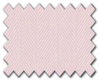 160's Superfine Cotton Pink Herringbone