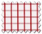 160's Superfine Cotton Red Check
