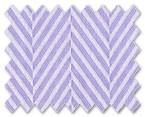 Wrinkle Free Cotton Purple Herringbone