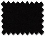 Medium Wool Black Plain