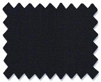 Medium Wool Dark Blue with Dark Blue Stripe