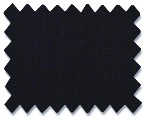 Medium Wool Midnight Blue Herringbone