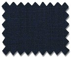 Medium Wool Dark Blue with Dots