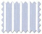 160's Superfine Cotton Blue Stripe
