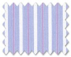160's Superfine Cotton Blue/Purple Stripe