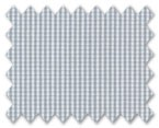 160's Superfine Cotton Grey Check