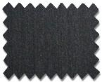 V.B. Spring Wool Charcoal Herringbone