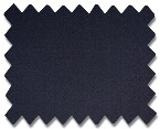 V.B. Spring Wool Dark Blue Herringbone