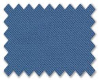 V.B. Spring Wool Blue Plain