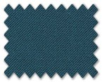 V.B. Spring Wool Medium Blue Plain