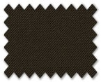 V.B. Spring Wool Dark Brown Plain