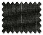 V.B. Summer Wool Dark Grey with White Stripe