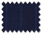 V.B. Super 120's Wool Dark Blue with Light Blue Stripe