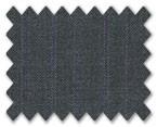 V.B. Super 120's Wool Grey with Purple Stripe