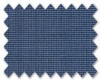 V.B. Super 120's Wool Blue Dobby