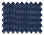 V.B. Super 120's Wool Medium Blue Dobby