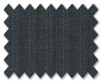 V.B. Spring wool Dark Grey with Light Blue  Stripe