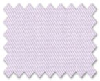Zegna Timeless 100% Cotton Light Purple  Twill