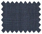 Medium Wool Greyish Blue Dobby