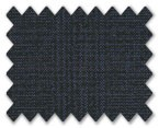 Summer Wool Dark Blue with Dark Blue/Red Prince Wales Check