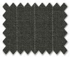 Summer Wool Grey with White Stripe