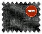 Loro Piana 130's Wool Dark Grey Prince of Wales Check