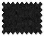 Loro Piana 130's Wool Black Stripe