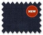 Loro Piana 130's Wool Dark Blue Prince of Wales Check
