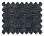 Loro Piana 130'S Wool Charcoal Grey Check