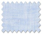 Linen Light Blue Plain